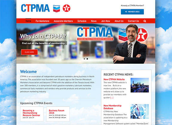 CTPMA home page